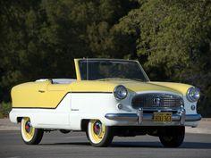 Nash Metropolitan (1953-1962)