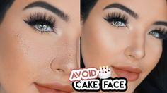 How to Avoid Cakey Foundation & Stop Concealer Creasing | AMANDA ENSING