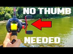 HOW TO EASILY CAST A BAITCASTER WITH NO THUMBING AND NO BACKLASHES - YouTube Bass Fishing Tips, Fishing Knots, Sport Fishing, Going Fishing, Ice Fishing, Kayak Fishing, Fishing Reels, Saltwater Fishing, Fishing Cart