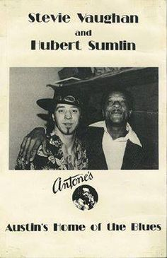 Hubert Sumlin: Stevie was a friend of mine, partner - one of the best. I been knowing Stevie a long time, since he was a kid - him & Jimmie. I played with them so many times in Austin when Antone's had the first club on 6th and Brazos. I'll tell you the truth: That boy was something else, man. I feel like he was one of the greatest guys and guitar players who ever lived. And he was really just getting to do his thing. (continued in comments)