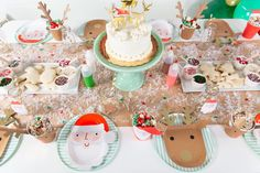 How to Host a Cookie Decorating Party for Kids Christmas Raindeer, Merry Little Christmas, Christmas Time, Reindeer, Toddler Christmas, Christmas Crafts For Kids, Christmas Goodies, Childrens Christmas, Christmas Decor