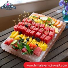 Himalayan Salt plates available in different shapes and sizes so you can choose them according to your requirements. Moreover it depends how you going to use it and keep it whether you use it for cooking purpose or for serving purpose. For order Contact us: (+92) 311-1559111 Email: info@himalayan-pinksalt.com #himalayan_salt_wall #himalayan_salt_usblamp_exporter #himalayan_salt_manufacturer #himalayan_salt_exporter #himalayan_pinksalt_exporter #himalayanpinksalt #HimalayanEdibleSalt Party Fruit Platter, Healthy Christmas Dinner Recipes, Salt Block Grilling, Bbq Hot Plate, Himalayan Salt Plate, Cheese Party, Veggie Tray, Fruit Smoothies, Fruit Snacks