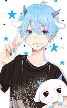 ころんくん Cute Anime Boy, Anime Art Girl, Anime Guys, Gato Anime, Anime Chibi, Karma Y Nagisa, Neko Kawaii, Cute Anime Coupes, Neko Boy