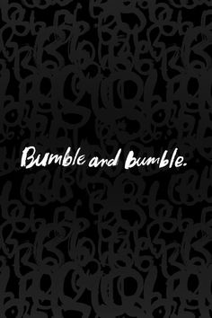 illustrations by Bumble and bumble in-house artist Lauren Tamaki exclusively for Bumble and shuffle.