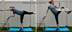 5 Ab Workouts For Pregnancy | At Race Pace