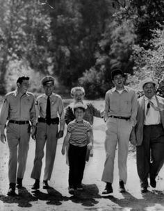 andy griffith show - Best show around