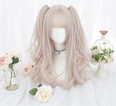 Kawaii Hairstyles, Cute Hairstyles, Casual Hairstyles, Medium Hairstyles, Latest Hairstyles, Celebrity Hairstyles, Weave Hairstyles, Wedding Hairstyles, Anime Wigs