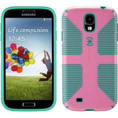 Galaxy S4 Candy Shell Grip Case Super cute, brand new in box! N O  T R A D E S Accessories Phone Cases