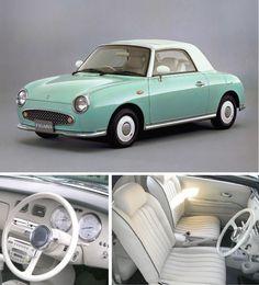 Nissan Figaro <3