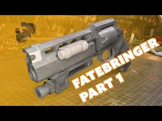 Building the ZProps Fatebringer Kit Part 1 - Prop: Live from the Shop