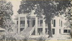 Jefferson, TX it's rumored this plantation along as others in Jefferson still have slave shackles and chains in the basements, wether its true or not I don't know but find it very disturbing