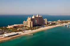 Atlantis The Palm, Dubai | Luxury Hotel on man-made island!