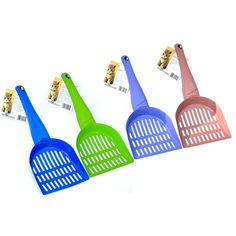 Duranimals® Durascoop® Mini Steel Cat Litter Scoop (colors vary) ** Continue to the product at the image link. (This is an affiliate link and I receive a commission for the sales)