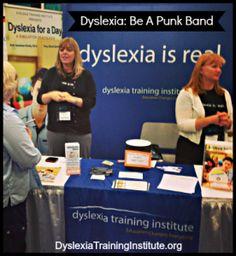 Dyslexia Be A Punk Band - Dyslexia Training Institute