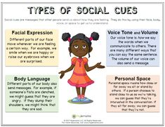 Social Skills Worksheets for Kids and Teens Social Skills Worksheets for Kids and Teens,Character Education Work with kids on exploring the different types of social cues (facial expression, body language, personal space, and voice. Social Skills Lessons, Social Skills For Kids, Social Skills Activities, Teaching Social Skills, Counseling Activities, Social Emotional Learning, Coping Skills, Therapy Activities, Life Skills