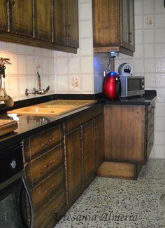 Cocinas - Fabrica de muebles macizos a medida en Tenerife | Cocinas ...