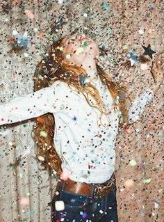 Glitter bombs :: Gypsy Sparkle :: Sequins :: Iridescent :: Mermaid Luxe :: Stardust :: Sparkling Fashion Photography + Style Inspiration