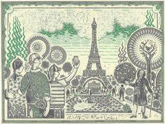 Collages gemaakt van U.S. Dollars