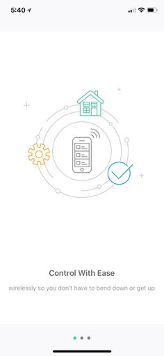 Eufy Home Icon Illustrations, Chart