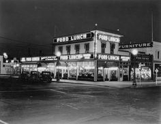 SE corner of Holt and Euclid. Ontario California, California History, Southern California, Rancho Cucamonga, The Good Old Days, Photographs, Photos, Chicano, Back In The Day