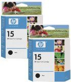 Reviews HP No. 15 Black Ink Cartridge Twin Pack (C6615DN) Special offers - http://topprintersink.com/reviews-hp-no-15-black-ink-cartridge-twin-pack-c6615dn-special-offers