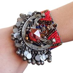 Sold Out Handmade Ethnic Bracelet Traditional Woven by BRAMBUTA