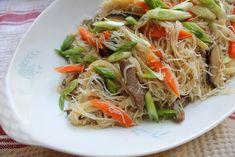 Taiwanese Pan-Fried Rice Noodles | Serious Eats : Recipes