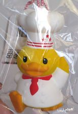 SAMMY The Patissier Series 2 Kawaii Squishy SAMMY THE DUCK MASCOT Ball Chain
