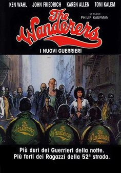 The Wanderers (1979) (Italy)