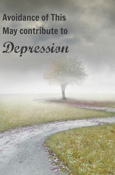 Researchers have that found avoidance of a simple everyday thing may contribute to depression. A lack of vitamin D can compromise mental health. http://www.heysigmund.com/avoidance-contribute-depression/