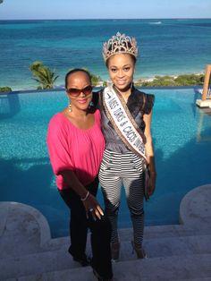 With Miss Turks & Caicos Turks And Caicos, Travel, Fashion, Moda, Viajes, Fasion, Traveling, Trendy Fashion, Tourism