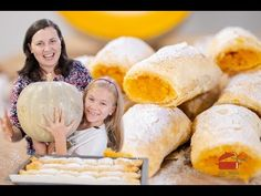 Strudel, Camembert Cheese, Dairy, Youtube, Recipes, Food, Sweets, Noodles, Recipies