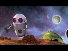i-BOT - Cortometraje Animado 3D