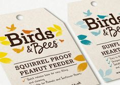 Birds & Bees on Packaging of the World - Creative Package Design Gallery