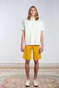 Pedro Lobo Spring/Summer 2015 Lookbook