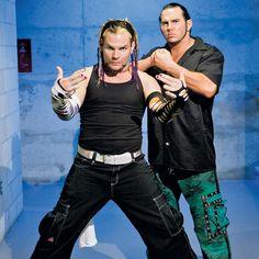 The Hardy Boyz wie ihr sie nie zuvor gesehen habt: Fotos
