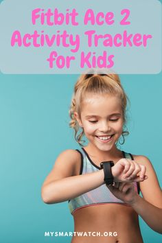 There are a number of smartwatches available for adults, but only a few of them are available for kids. When you're looking for a smartwatch designed specifically for kids by a reputed brand like Fitbit, there are not many options to choose from. Fitbit Charge, Smart Watch, Activities, Kids, Number, Pictures, Young Children, Photos, Smartwatch