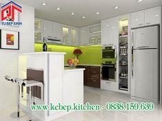 Phòng ngủ sang trọng với tủ bếp chữ U thanh lịch và tinh tế PTL167