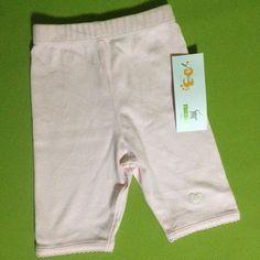 Pantalón rosa marca Lili Gaufrette. 0-3 meses. Q15.00