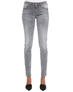 Night Slightly Distressed Denim Jeans, Women's, Size: 26, Used Black - IRO
