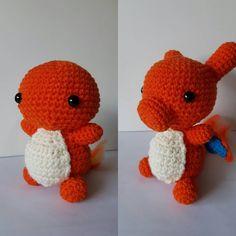 For all you fire Pokemon lovers. I just added these 2 to my etsy shop, come check them out! ^v^  #charmander #charizard #pokemon #starterpokemon #firepokemon #kawaii #pokemongo #crochet #amigurumi #handmade #etsyshop #yarn #etsy #gottacatchemall