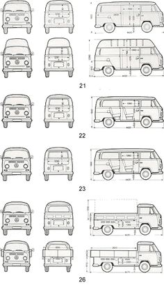 Volkswagen Bus/Station Wagon