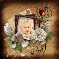 Old Time by Molemina Scrap