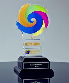 Picture of MegaPrint Custom Acrylic Award