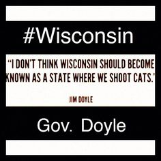 Sticking with the #WISCONSIN theme today! This #quote cracks me up