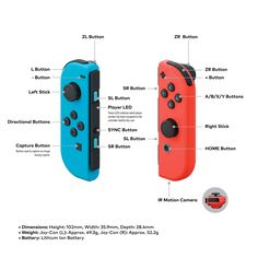 Nintendo Switch Joy Con #Switch #Information