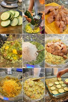 Fitness cuketový nákyp - zdravý recept Bajola - postup Food And Drink, Yummy Food, Vegetables, Cooking, Fitness, Recipes, Kitchen, Delicious Food