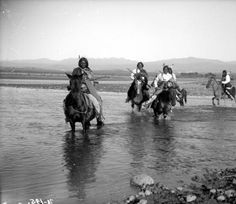 Ute Scout party, 1899