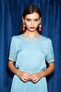 Babette clothing SA look book Fall 17 Fashion, Vintage, velvet, dress, frock, boho, earrings
