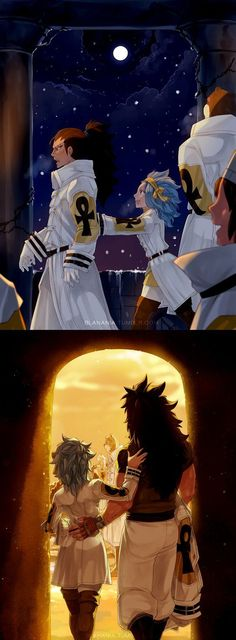 Gajeel x Levy Gale Fairy Tail, Fairy Tail Art, Fairy Tail Guild, Fairy Tail Ships, Fairy Tail Anime, Fairy Tales, Manga Anime, Fanarts Anime, Fairy Tail Family